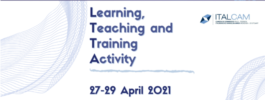 Learning, Teaching and Training Activity 27-29 April 2021